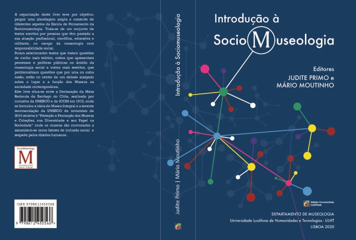 Nova publicação: Introdução à Sociomuseologia